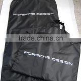 custom foldable nylon long dress garment bag, dance garment bag