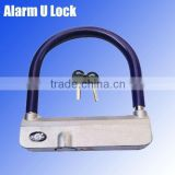 Electronic Bike Alarm Lock