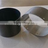 carbon fiber motorcycle muffler pipe