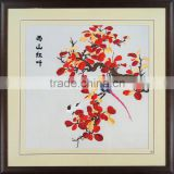 Home,Hotel Use and Handmade Technics hand embroidery works