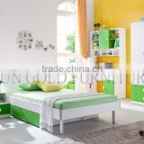 Factory Wholesale Modern Home Used Kids Bedroom Set (SZ-BF8869)