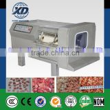 Frozen meat cube cutting machine, meat dicer