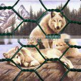 Used in zoo wire mesh / animal cage hexagoanl wire mesh