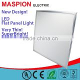 Recessed 600X600 mm 36W flat LED panel light led panel light housing office led office ceiling light