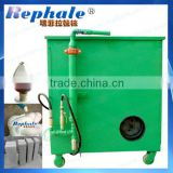 2013 hot sale Mini portable type small foam concrete block making machine with foam generator
