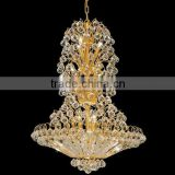 Luxury brilliant k9 crystal modern chandlier