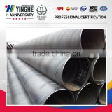 China 2015 hot sale products API steel pipe / API 5l gr b pipe / large diameter spiral steel pipe