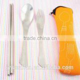 Outdoor spoon sets with low price and high quality direct factory sell