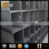 rectangular steel pipe/black rectangular tube,a36 black square pipe/carbon steel tube/welded pipe