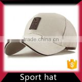 soft textile baby sport snapback hat