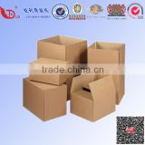 OEM printing white corrugated carton box,white corrugated box,white corrugated carton with your logo