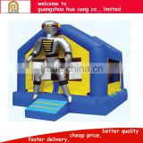 China manufactory wholesale dora inflatable bouncer , bouncy castle for kids
