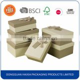 Small size baby gift decorative cardboard box wholesale                                                                                                         Supplier's Choice