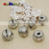 21mm Silver Jingle Bell For Dog Cat Collar Paracord Christmas Craft Bells #FLQ096