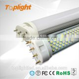 led residential lighting 5-22w plug lamp pl l 4 pin 2g11 36w 40w 55w cool white cfl replacement