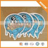 00-0016 Factory print stickers cheap pvc paper custom pvc sticker,price a4 size reflective self adhesive sticker paper
