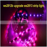 ws2812b upgrade 30pixel ws2811, DC5V WS2813 30 LEDs/m White (Dual-signal wires) individually addressable RGB led pixel strip