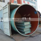 Mineral Processing/Gold Production Equipment Accessories Dual Impeller Leaching Tank