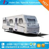house on wheels High Quality Motorhome Caravan Travel Trailer                                                                         Quality Choice