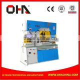 Hydraulic Iron worker/punch cutting machine/iron rod cutting machine