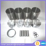 excavator parts for Kubota V2403 engine cylinder liner kits 1G790