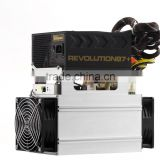 DIHAO NEW bitcoin antminer s7 Bitmain Antminer S7-LN BTC Bitcoin Miner 2.7TH/s Antminer S7 miner WITH 1000W POWER SUPPLY