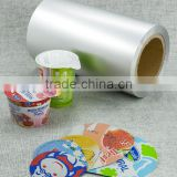 30-50 mics soft aluminum foil lid sealing for yoghurt packaging                                                                         Quality Choice