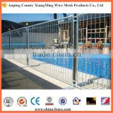 Galvanized Steel Swimming Pool Fencing Child Safety Pool Fence