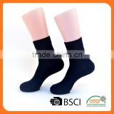 custom men and women 100% bamboo fiber socks