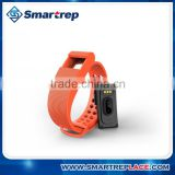 Smart Band Health Bracelet Bluetooth 4.0 Wrist Band Gps Watch Heart Rate Monitor