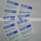 Alcohol Pad Coming!Powerclean Alcohol Disinfectant Wipes With Factory Price