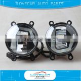 AILCECAR universal LED Fog lamp with DRL for auto front fog lamp