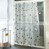Latest Promotional Wholesale Custom Printed Shower Curtains