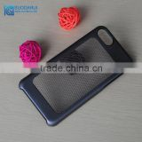 New style Mesh metal shell For apple iphone 6 Pc Radiating Cover