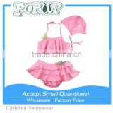 Fashion Halter Tankinis Sexy Baby Girl's Bikini Wholesale