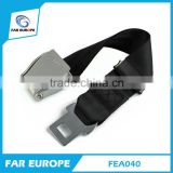 Hot sale custom length high quality boeing aircraft seat belt extender products