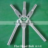 Stainless Steel 304/314/316 flat head carriage bolt/Adjustable Arm/Extension Arm
