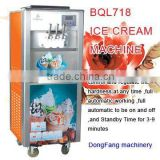 BQL718 soft icecream machine