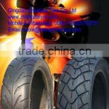China Qingdao factory high quality 6PR 120/70-12 Double Bridge brand tubeless motorcycle tire