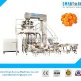 Small Dry Food Packing Machine With 0.5L Hopper Multihead Weigher                                                                         Quality Choice