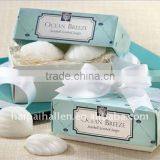 Ocean Breeze Seashell Soap for wedding souvenir gifts