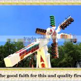 china supplier playground outdoor playground adults outdoor top spin sky rides speed windmill