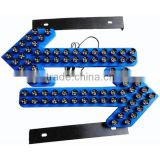 LED Vehicle-mounted Traffic Arrow Light/ Flashing Arrow Direction Traffic LED Warning Light