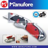 Heavy duty auto load utility knife (8pcs blade)