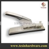 Factory supplies and office useful rapid stapler with shape for dispersing papers and books