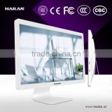 Factory lowest price 21inch led panel all in one computer case slim desktop for home office use