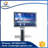 scrolling advertising board/scrolling billboard/led scrolling signs with fast delivery