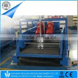 China hot sale carbon drilling mud shale shaker area screening machine from Weiliang Sieving