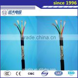 25mm 95mm Stranded Copper Conductor PVC Insulated PVC Sheathed Screened Shielded Braided Flexible Electric Wire Power Cable