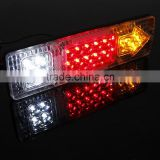 LED Tail Brake Light Turn Signal Reverse Backup Rear Lamp Car Truck Trailer Stop Rear Reverse Auto Turn Indicator Lamp